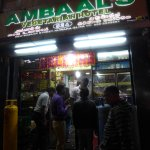 Scenes from Ambaal Restaurant