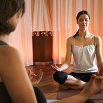 Wöchentlich Yogakurse in der Kuscheloase