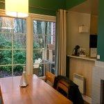 Salle à manger (cottage VIP)