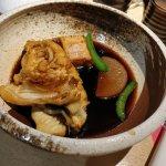 Sea Bream in soya