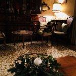 Wait room before the Salotto del Doge