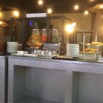 Oak Tree Room, Complimentary, Breakfast and Cendana Restaurant