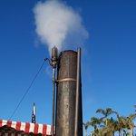 Steam whistle