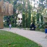 Jardín, Museo de Bellas Artes