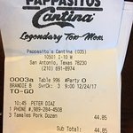 Pappasito's Cantina-Cateringの写真