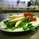 Frische saisonale Küche