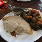 Christmas Day Lunch.  Fabulous Food and a Heart felt welcome!