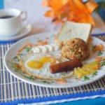 Desayuno tipico