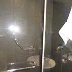 área do chuveiro