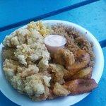 Foto Potters Cay Fish Shacks