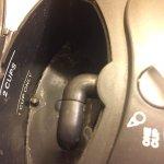 In Room Coffee maker water tank