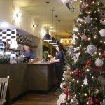 Spontini Street Food Point in Christmas