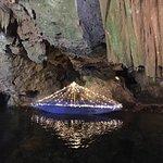 Photo of Diros Cave
