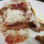 L'Archetto di Cavour, Good choice - lasagne