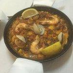 Φωτογραφία: Restaurant La Paella