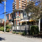 Sometimes hard to find, Cook & Pan is nestled on Amelia St. in the heart of downtown Victoria.