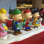 Times Square 2017 Xmas displays - Peanuts (6)