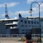 Ferry Reversing