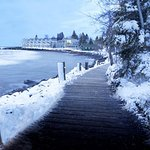 Photo of Bluefin Bay on Lake Superior