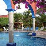 Foto de Hotel Hacienda Flamingos