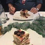 Traditional Italian tiramisu - VERY yummy