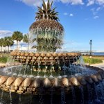 The famous Pineapple Fountain