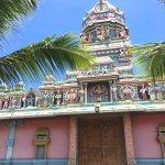 Vues extérieures du temple