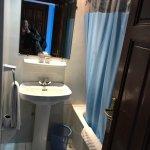 a good and clean bathroom
