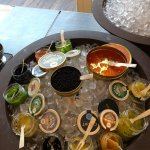 Caviar for breakfast