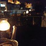 Photo de Jaiwana Haveli Roof Top Restaurant