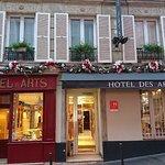 Photo de Hôtel des Arts - Montmartre