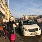 Fotografie: Comfy Prague Transfers