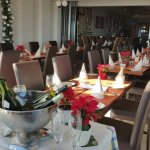 Quality wines and a delicious Christmas Menu at Bacchus