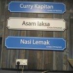 Photo de Lorong Seratus Tahun Curry Mee