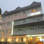 Foto de Alishan Shermuh International Tourist Hotel