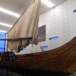 Replica Viking ship Islendingu