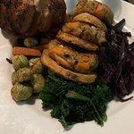 Veggie roast.