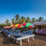Foto de Om Sai Beach Huts