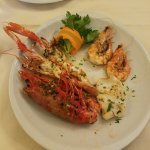 grilled seafood appetizer