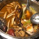 Mala hot pot - Gongguan照片