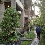 Photo de Sahadewa Resort & Spa