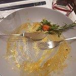 Risotti, désolé mais j'ai préféré le manger plutot que de le prendre en photo :)