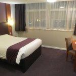 Room at Premier Inn
