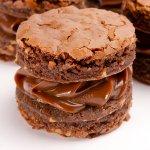 Bem Casado de Brownie