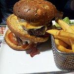 Burger double