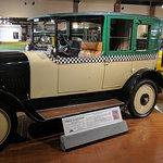 1923 Checker