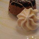 Semifreddo al cioccolato e marroni