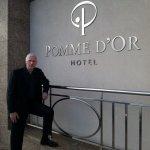 Foto de Pomme d'Or Hotel
