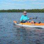 1st Time on a kayak!!