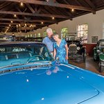 The Antique Car Museum at Grovewood Village